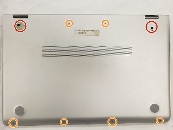 HP Envy x360 m6-aq005dx RAM Replacement