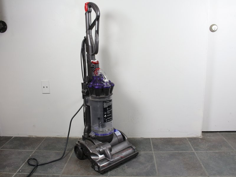 solved why does my vacuum shut off in upright position dyson rh ifixit com