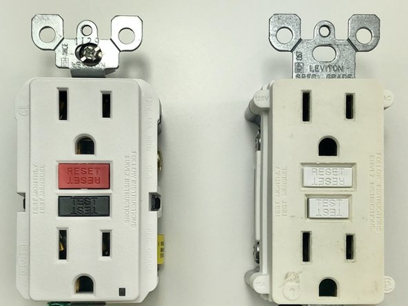 Fast Fix GFCI Electrical Outlet Replacement