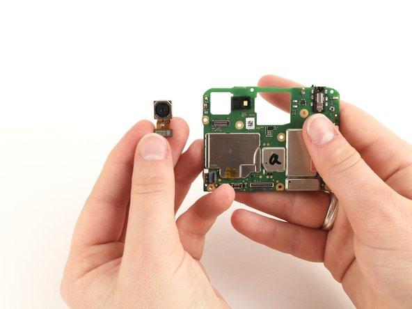 Motorola Moto E6 Play Back Facing Camera Replacement