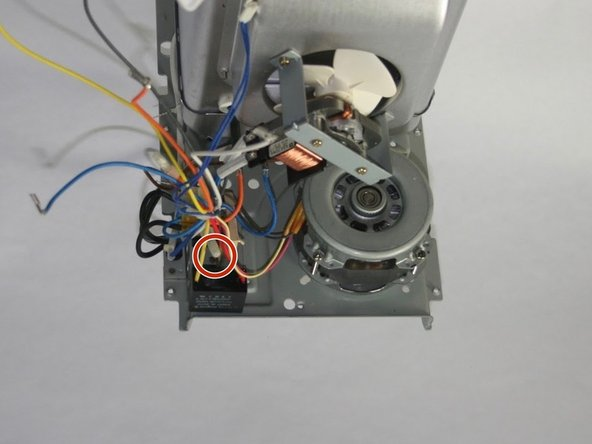 Hitachi HB-B102 Automatic Home Bakery  II Motor Replacement