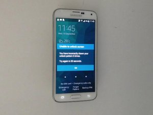 how to turn off google listening in samsung galaxy s5