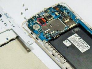 LG G3 Bildschirm flackert und verblasst