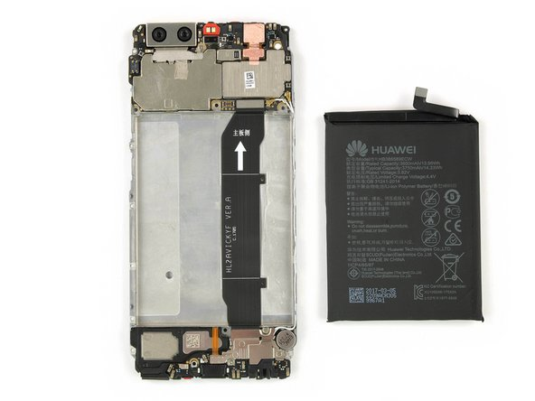 When reassembling your phone apply new adhesive where it is necessary.