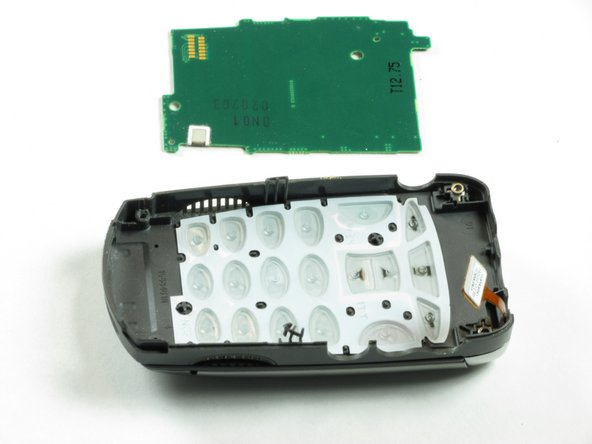 Motorola V60s Button Key Board Replacement