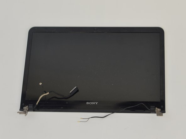 Sony Vaio SVE151G11L Display Replacement