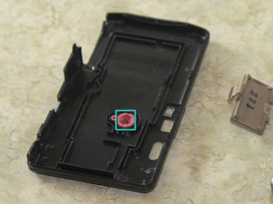 Fujifilm Endeavor 100ix Power Button Replacement