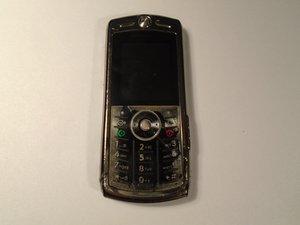 Motorola SLVR L9 Repair