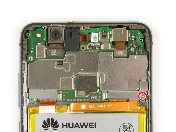 Huawei P10 Lite Battery Disconnection