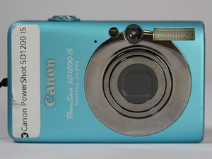 Canon PowerShot SD1200 IS Repair