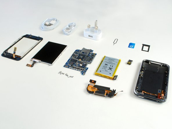 Here's all the parts. We'll continue to perform further analysis, so check back for updates, or follow @ifixit on Twitter.
