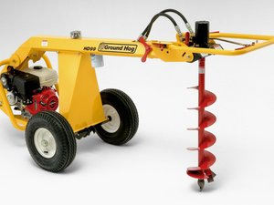 Ground Hog Augers HD99H (2014)