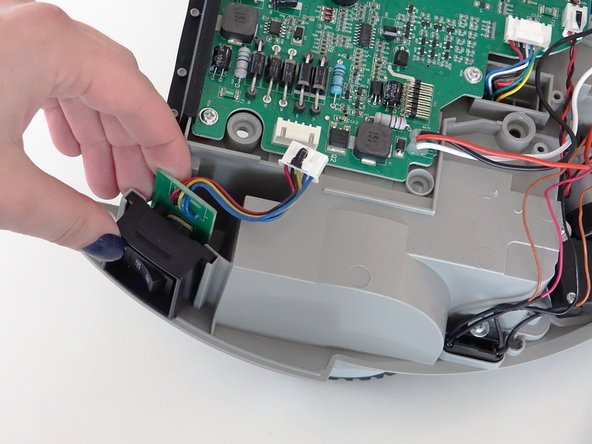 Image 1/3: Attach the circuit plug to the mainboard securely, and you're ready to start closing bObi Pet.