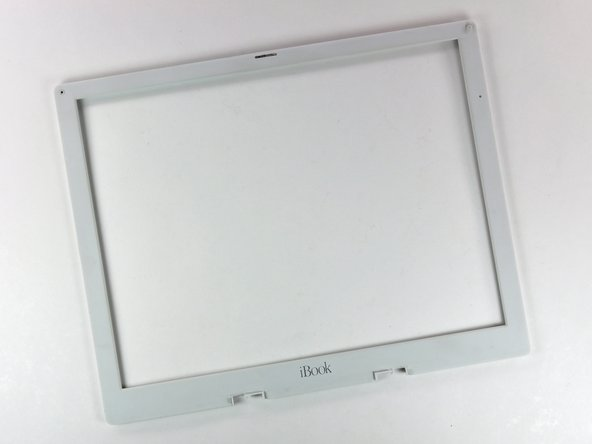 "iBook G3 14"" Front Display Bezel Replacement"