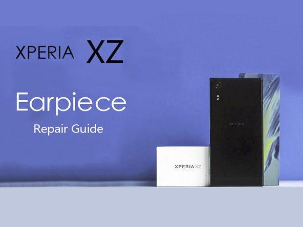 Original Earpiece for Sony Xperia XZ Main Image