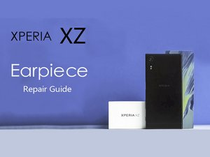 Original Earpiece for Sony Xperia XZ Main Image