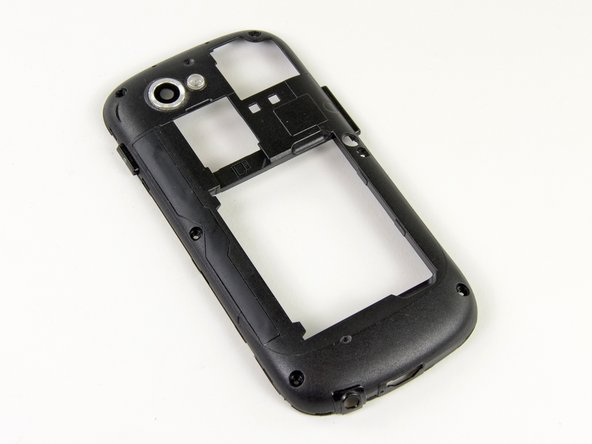 Nexus S Rear Inner Frame Replacement