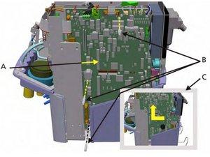 Ventilation Unit Motherboard