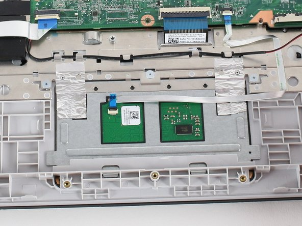 ASUS Chromebook C200MA DS01 Touchpad Replacement