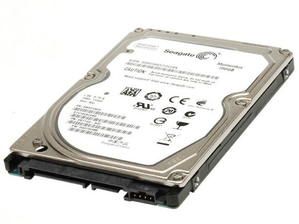 Remove the 4 screws at the side and remove the HDD/SSD