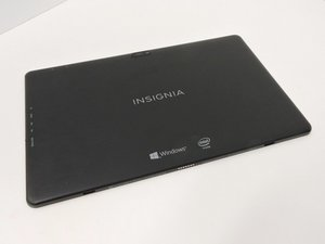 Insignia Flex NS-P11W7100 Device Page Repair