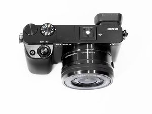 Sony Alpha ILCE-6000 Troubleshooting