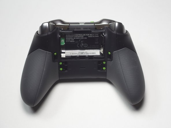Xbox One Elite Controller (Model 1698) Battery Replacement