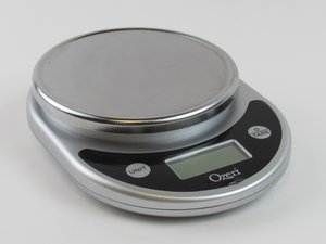 Kitchen Scale Repair