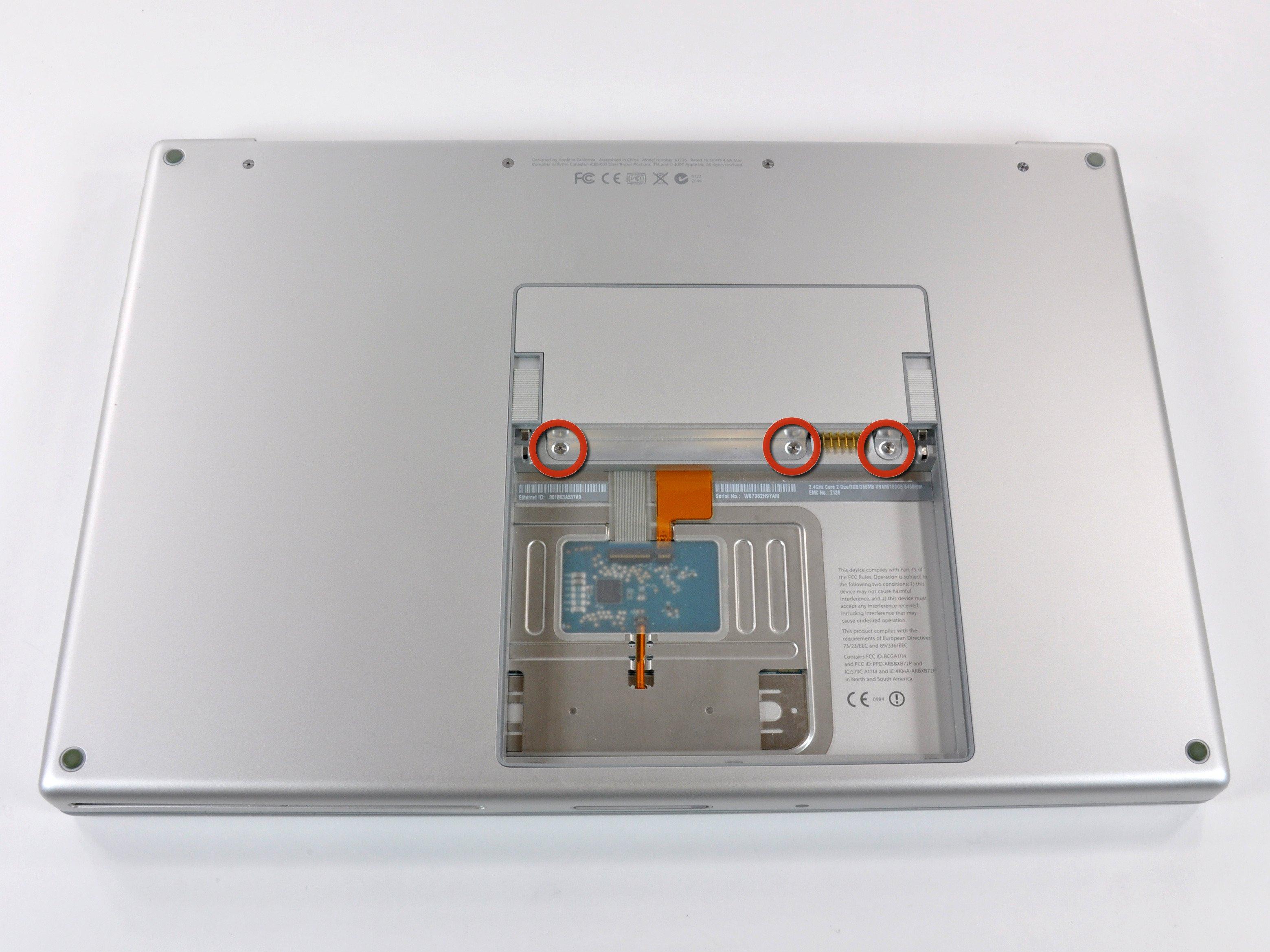 Macbook Pro 15 U0026quot  Core 2 Duo Models A1226 And A1260 Ram