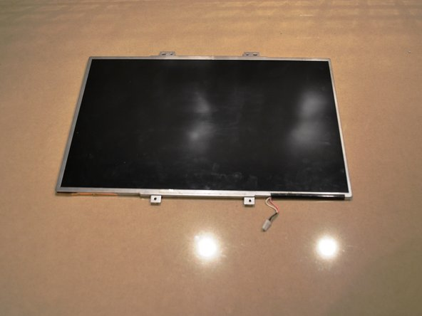 The 1680x1050 Cold Cathode Fluorescent back-lit (CCFL) display