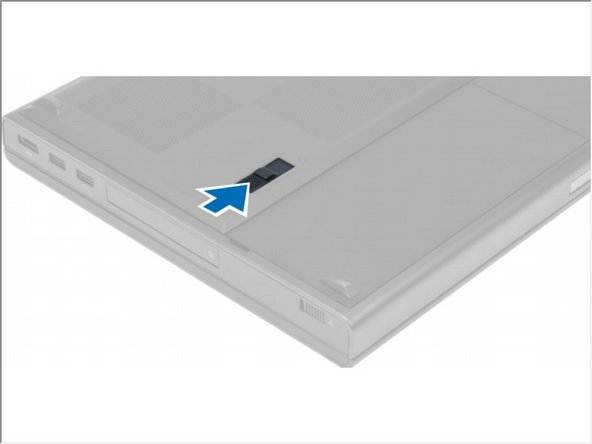 Reemplazo de batería Dell Precision M4700