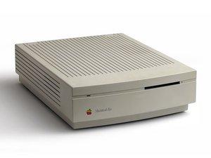 Classic Macの修理