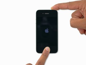 How to Force Restart an iPhone 4