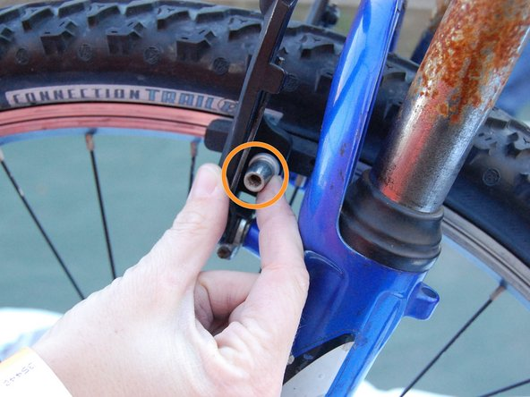 how to change brake pads on trek bike