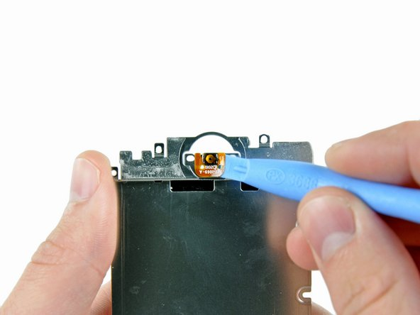iPod Touch 4th Generation Home Button Ribbon Cable Replacement