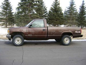 Chevrolet CK (Pickup Truck) Repair