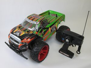 Torque King Electric RTR RC Monster Truck Repair