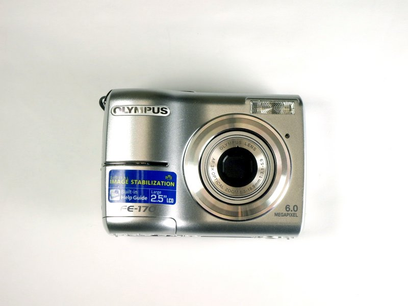 olympus camera repair ifixit rh ifixit com Olympus Camera Lens Section Olympus Camera Lens Section