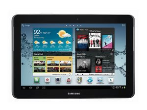 Samsung Galaxy Tab 2 10.1 Europe Wi-Fi (P5110)