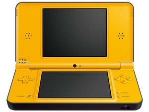 Nintendo DSi XLの修理
