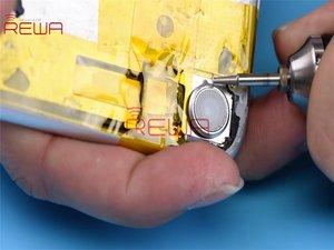 iPhone 8 Broken Back Glass Repair