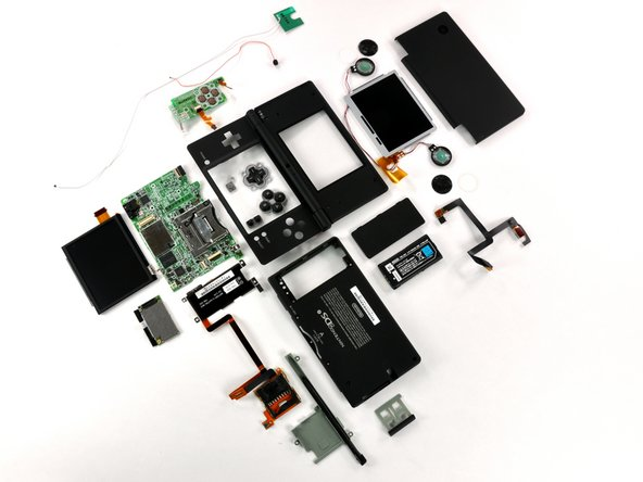 Nintendo DSi teardown