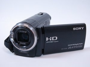 Sony Handycam HDR-CX580V Repair