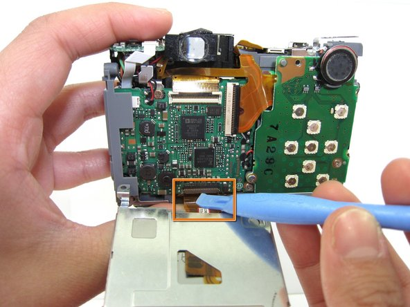 Canon PowerShot A550 SD Card Reader - iFixit Repair Guide