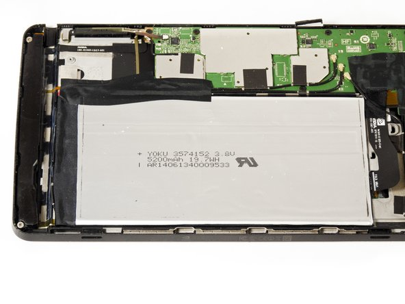 Nvidia Shield Tablet Battery Replacement