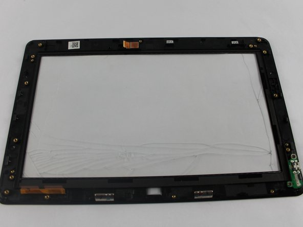 Use caution when touching the LCD screen with your hands. It may leave unwanted residue and finger prints.