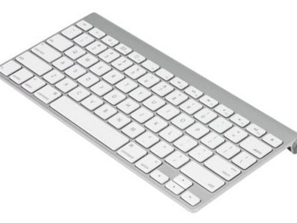 Apple Magic Keyboard Tasten Reparatur