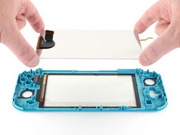 Nintendo Switch Lite Screen Replacement