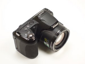Nikon Coolpix L810 Troubleshooting