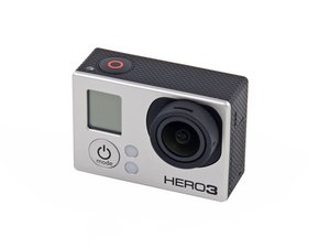 GoPro Hero3 Black Repair